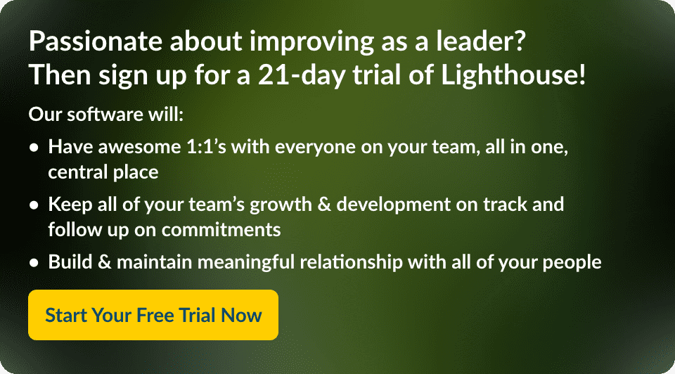 Try a free 21 day trial of Lighthouse.