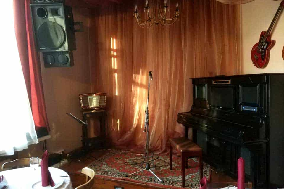 Подмосковный ресторан «Дача Косенковых»