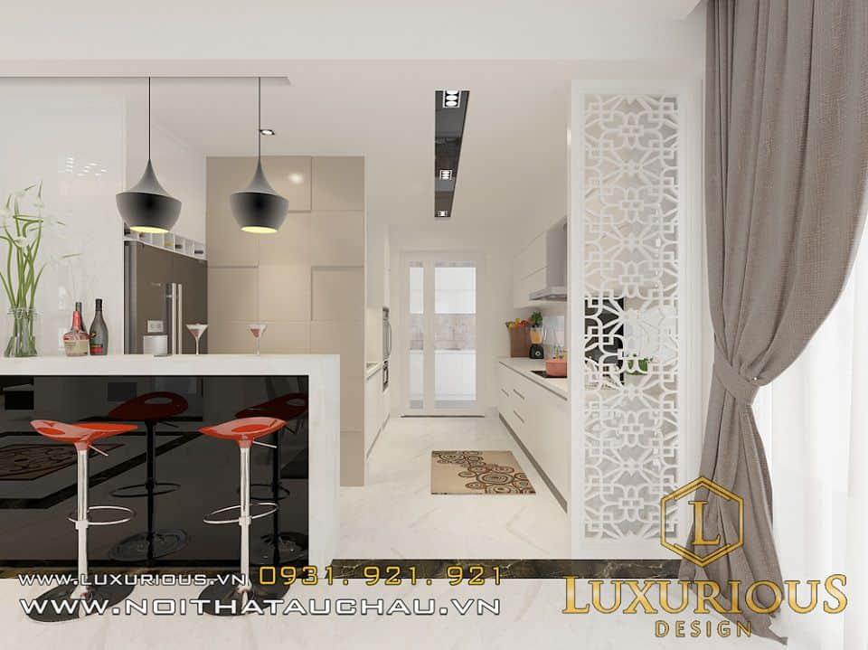 Thiết kế nội thất biệt thự Ecopark Vườn Mai