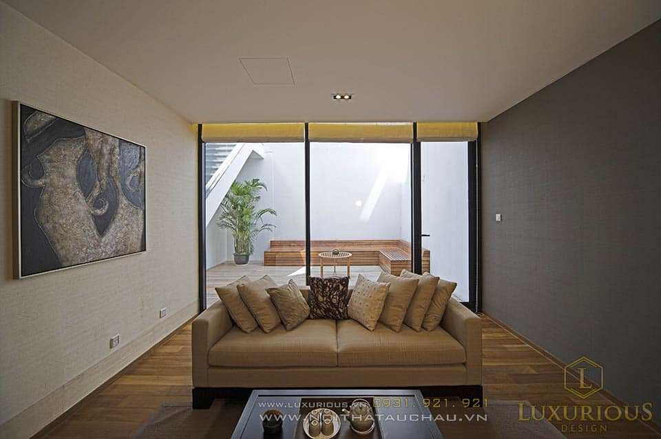 Tiêu chuẩn thiết kế nhà ở biệt thự