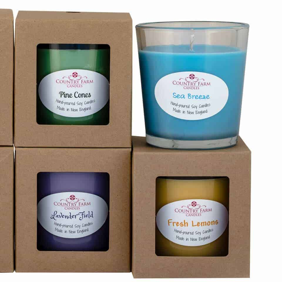 Country Farm Candles