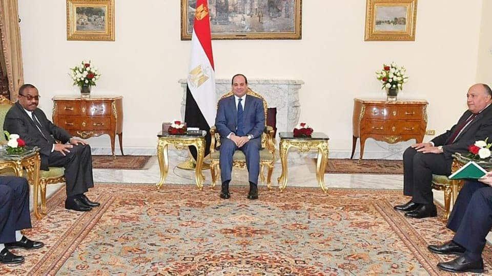 Photo of لقاء بين السيسي ومبعوث اثيوبي رفيع.. تعرف على التفاصيل