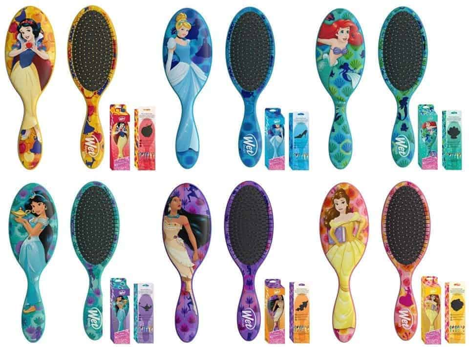 Disney Wet Brushes