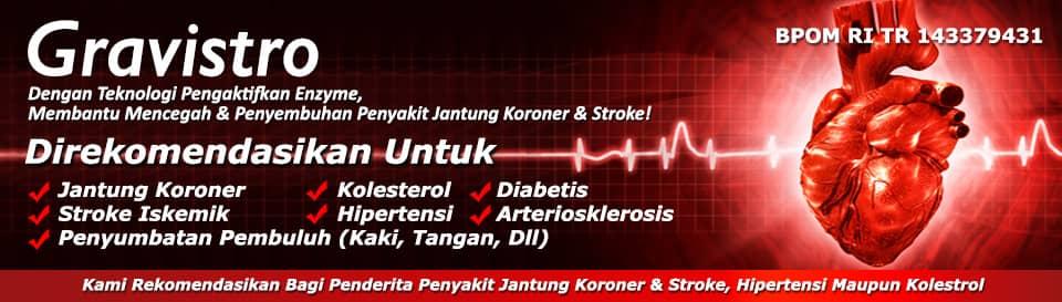 obat jantung koroner stroke original asli gravistro