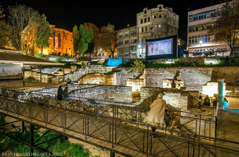 Römische Bäder Varna