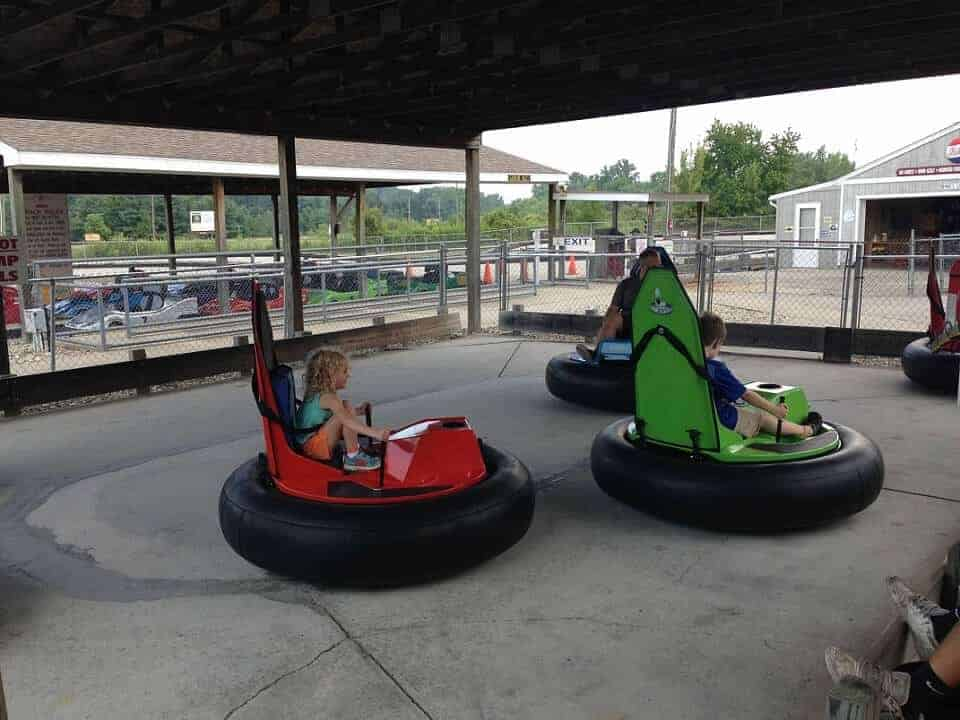 Captain Mike's is a great place to take the kids for a day of fun.