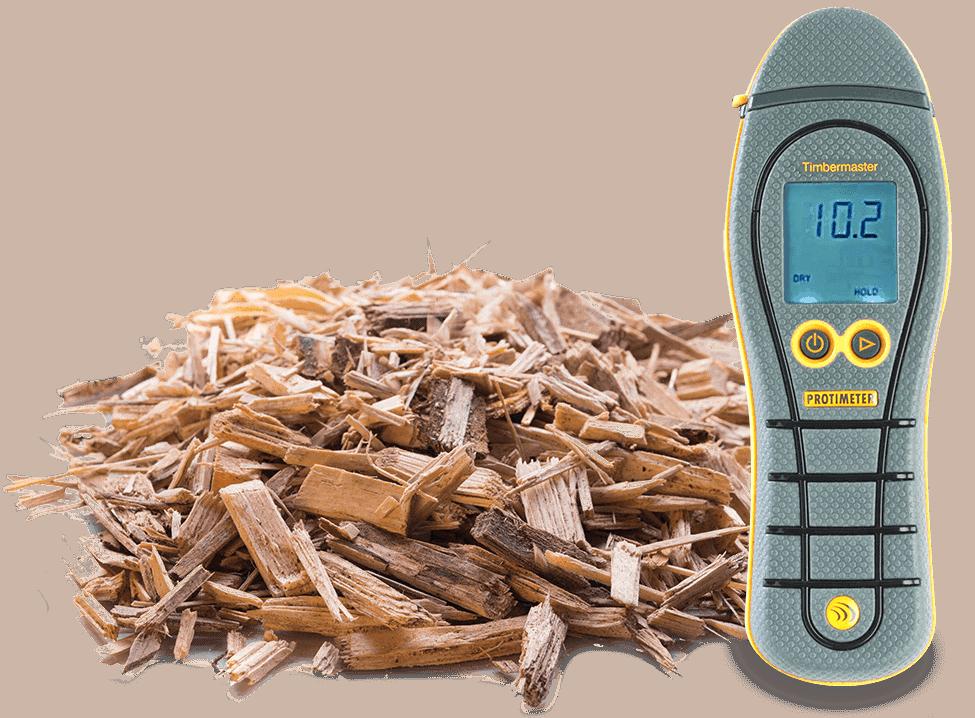 Protimeter Timbermaster flisfuktighetsmåler