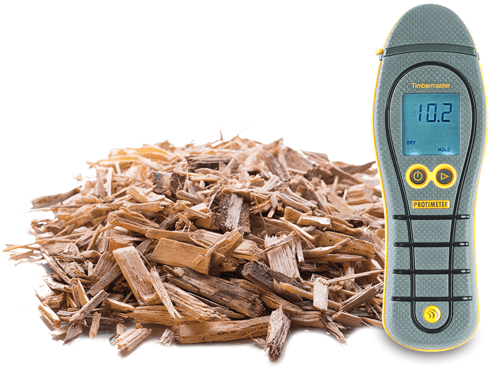 Protimeter Timbermaster wood chip moisture meter