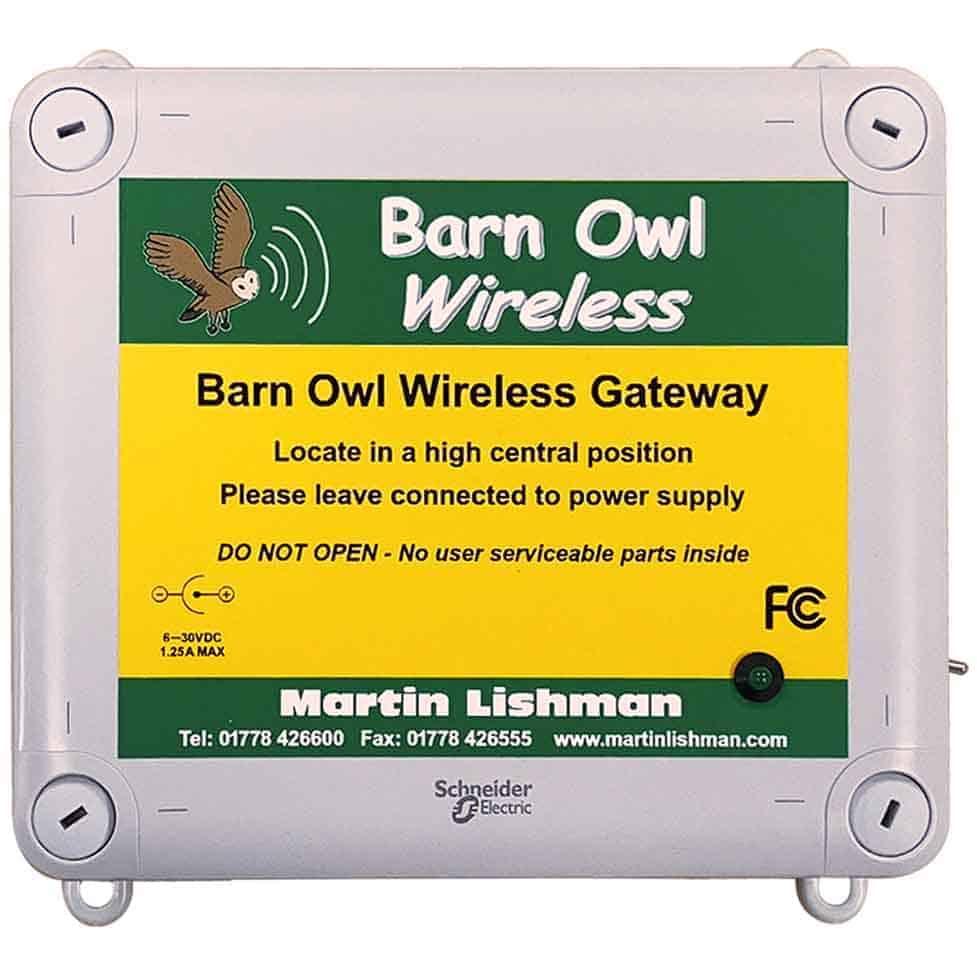 Schleiereule Wireless Gateway
