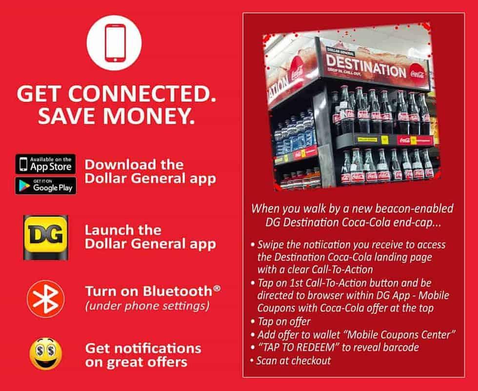 Dollar General Destination Coca-Cola