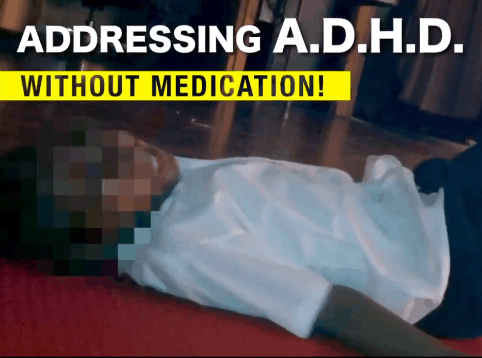 ADDRESSING A.D.H.D. WITHOUT MEDICATION!