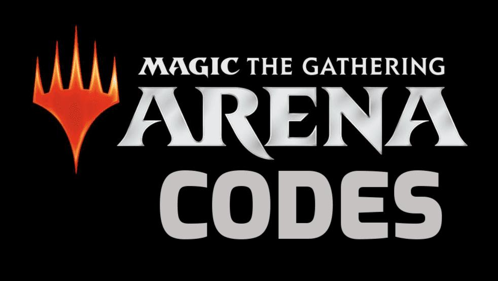 MTG Arena Codes banner