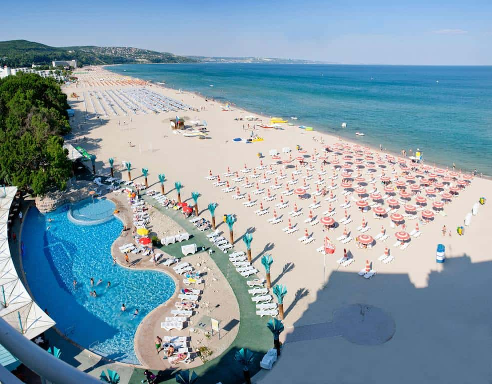 Playa de Albena