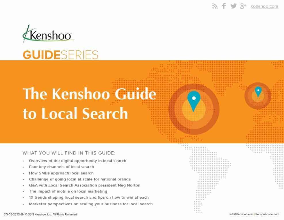 Local Search Guide