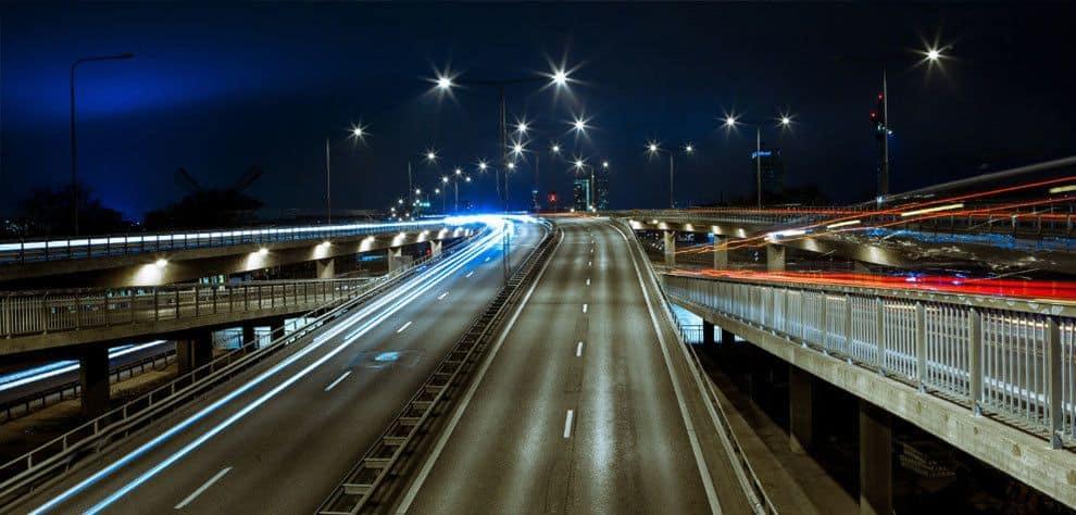 Image of E4 motorway