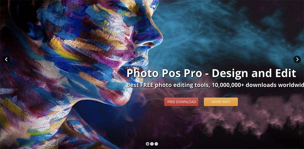 photo pos bets alternative for photoshop