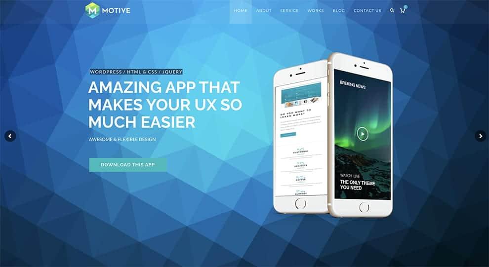 motive app slider free