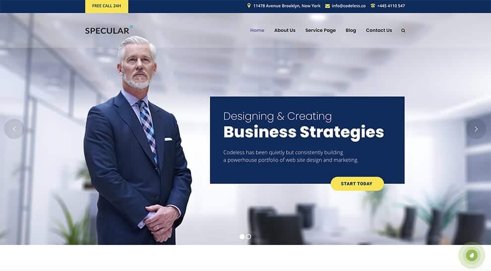 business slider online