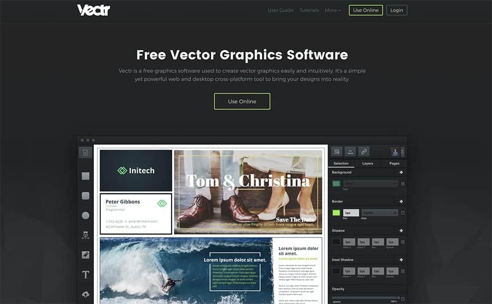 Vectr - Free Vector Graphics Software
