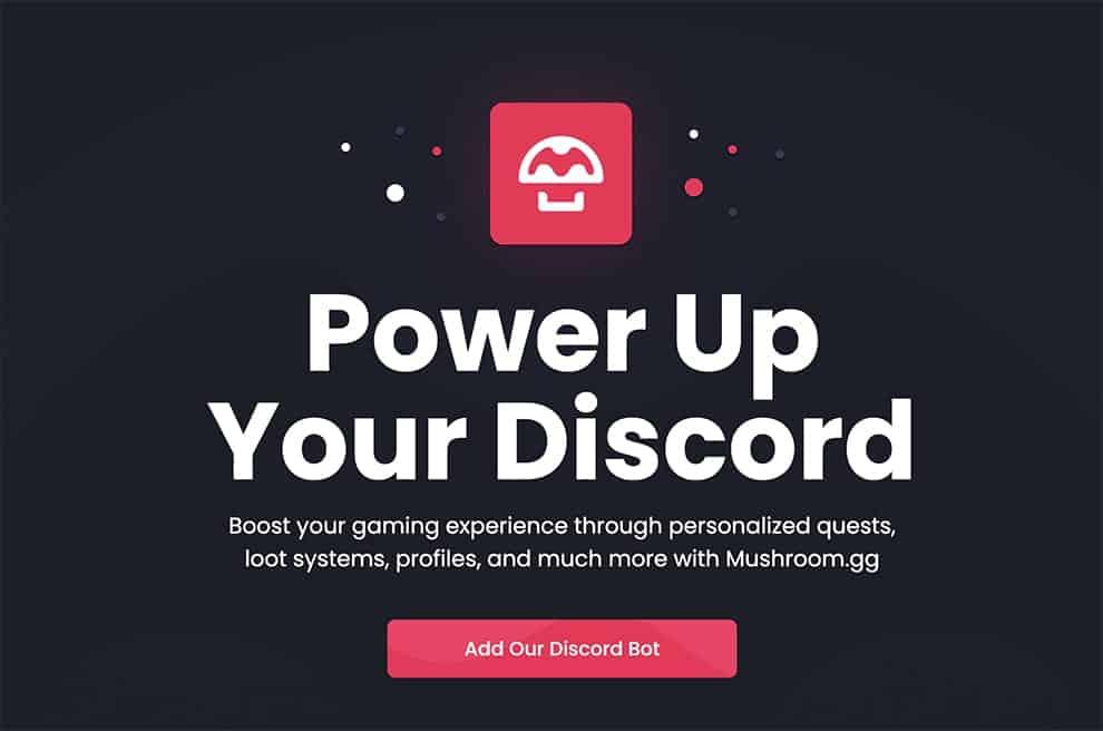 mushroom bot