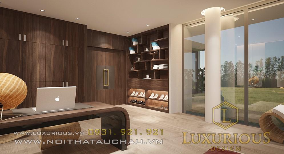 Chuyên thiết kế nội thất biệt thự Đà Nẵng