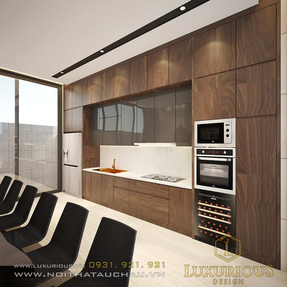Công ty thiết kế nội thất biệt thự Đà Nẵng đẹp