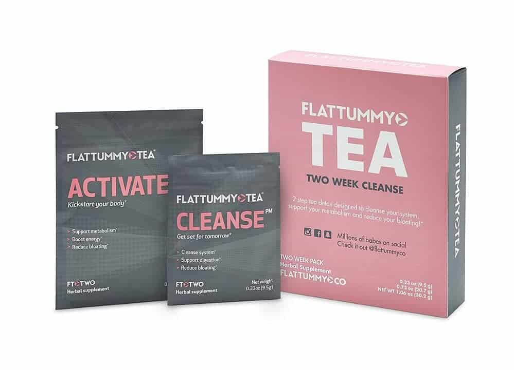 Flat Tummy Tea Review