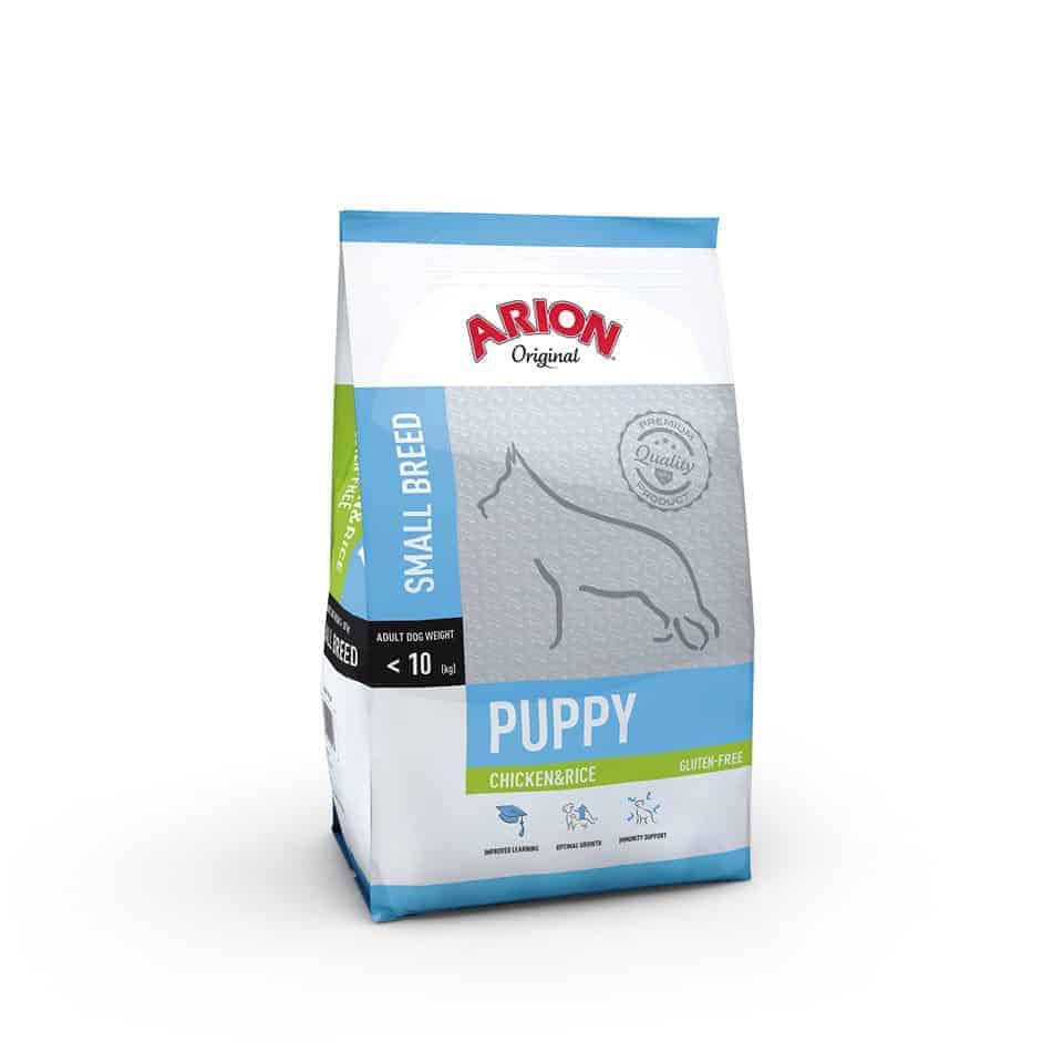 Arion Original Puppy Small Chicken & Rice