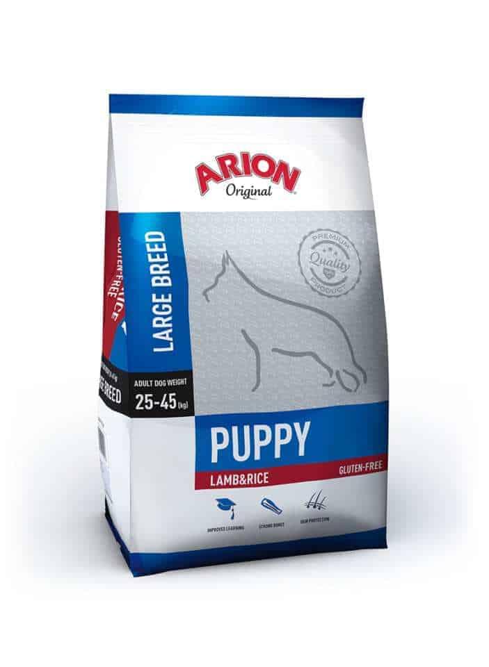 Arion Original Puppy Large Lamb& Rice