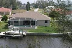 Cape Coral Waterfront Homes and Condos