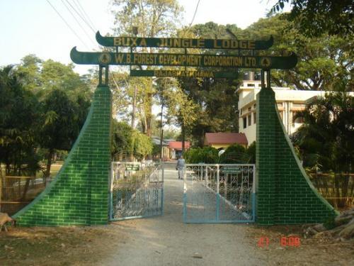Buxa Jungle Lodge at Rajabhatkhawa
