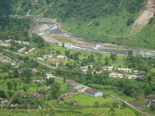 Jaldhaka River, Jaldhaka