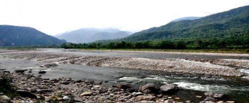 River Murti Dooars West Bengal