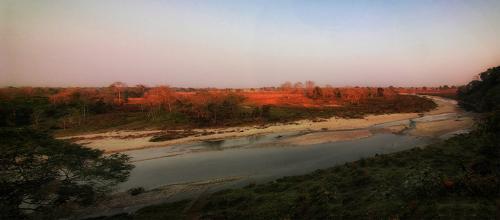 Banks of River Murti Dooars West Bengal