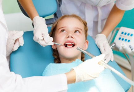 Удаление молочных зубов Новосибирск