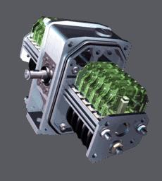 Stromag Worm gears Series HGE