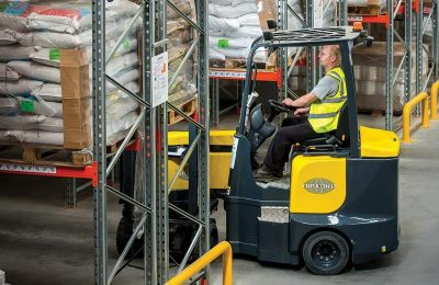 Aislemaster electric forklifts