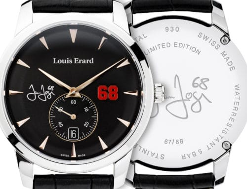 Louis Erard watches