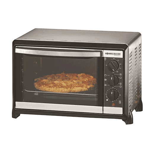electric oven review
