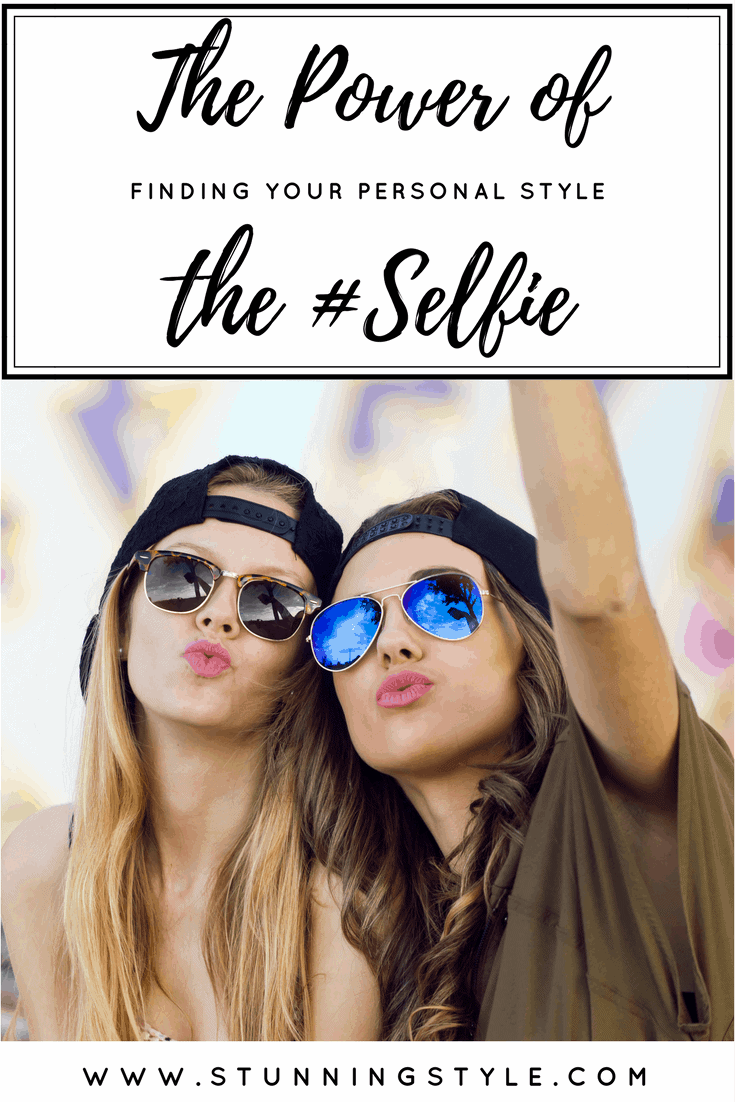Finding your personal style can be as simple as a daily selfie. Each picture you take will help you develop a sense of what is truly you, and what is best admired on other women. Read here to find out how taking a picture of your outfit each day can show you where you got it right, and where you can improve.