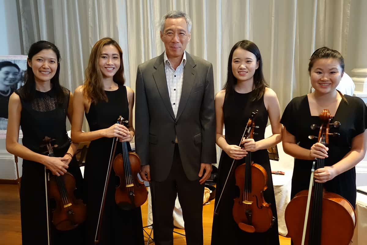 Singapore Public Sector Music Entertainment Provider