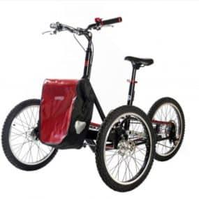 Adventure Trike No-electric 01