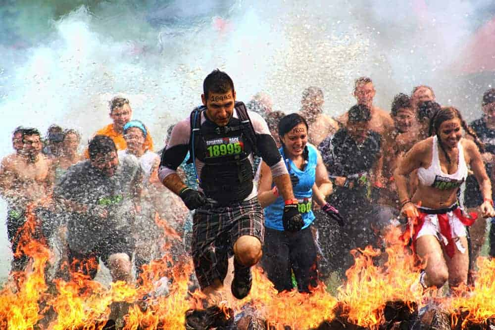Spartan Runners