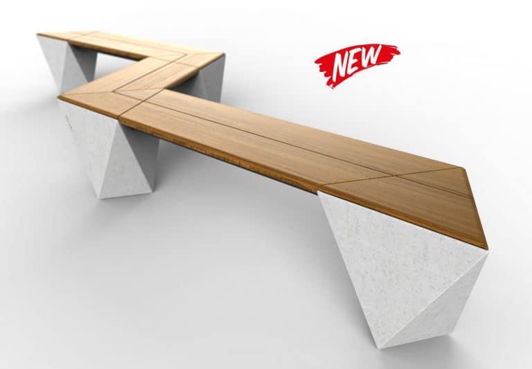 Sitzbank Spirit Slider Neues Produkt