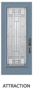 Attraction Doorglass Novatech Doors London Door Company