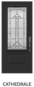 Cathedrale Doorglass Novatech Doors London Door Company