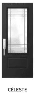 Celeste Doorglass Novatech Doors London Door Company