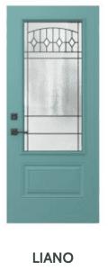 Liano Doorglass Novatech Doors London Door Company