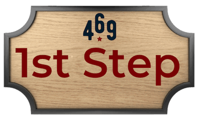 469 Design - Custom Website Design 1st step