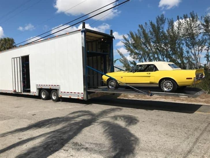 A Florida Direct Auto Shippers Image